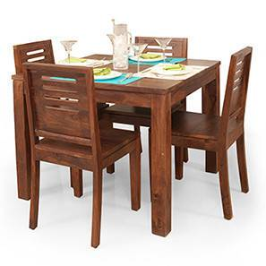 Arabia square capra 4 seat dining table set teak finish  00 img 0566 lp