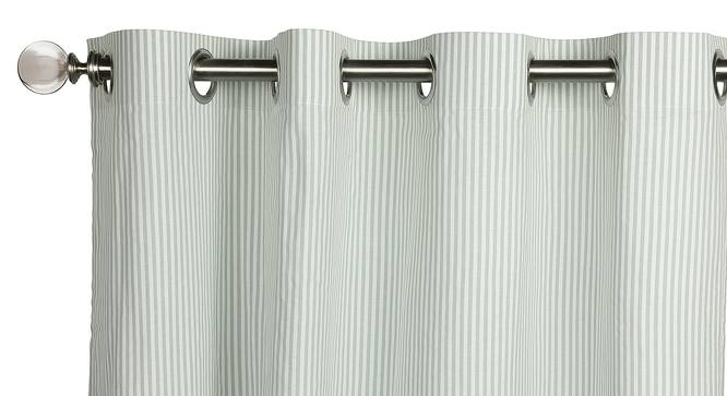 Ambra Sheer Door Curtains (Set of 2) by Urban Ladder