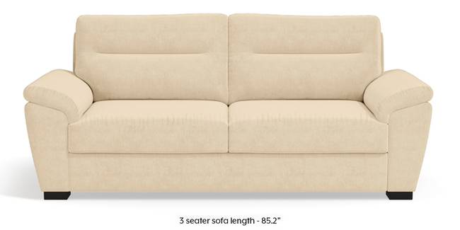 Adelaide Sofa (Birch Beige) (1-seater Custom Set - Sofas, None Standard Set - Sofas, Fabric Sofa Material, Regular Sofa Size, Regular Sofa Type, Birch Beige)