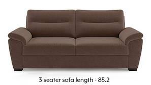 Adelaide Sofa (Daschund Brown)