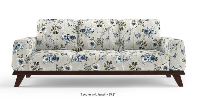 Granada Sofa (Adrian Velvet) (3-seater Custom Set - Sofas, None Standard Set - Sofas, Fabric Sofa Material, Regular Sofa Size, Regular Sofa Type, Adrian Velvet)