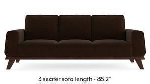 Granada Sofa (Dark Earth Brown)