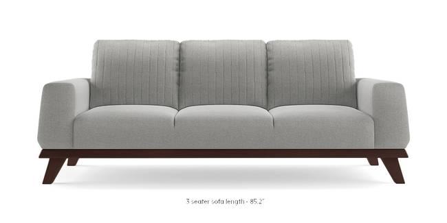Granada Sofa (Vapour Grey) (2-seater Custom Set - Sofas, None Standard Set - Sofas, Fabric Sofa Material, Regular Sofa Size, Regular Sofa Type, Vapour Grey)