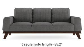 Granada Sofa (Smoke Grey)