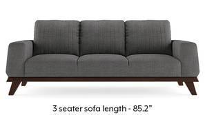 Granada Sofa (Smoke Grey)