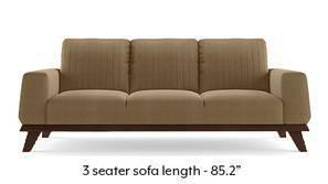 Granada Sofa (Fawn Velvet)