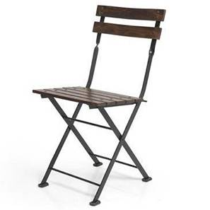 Masai Patio Chair (Teak Finish) by Urban Ladder - - 2268