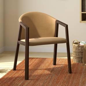 Dorothy Accent Chair (Beige) by Urban Ladder