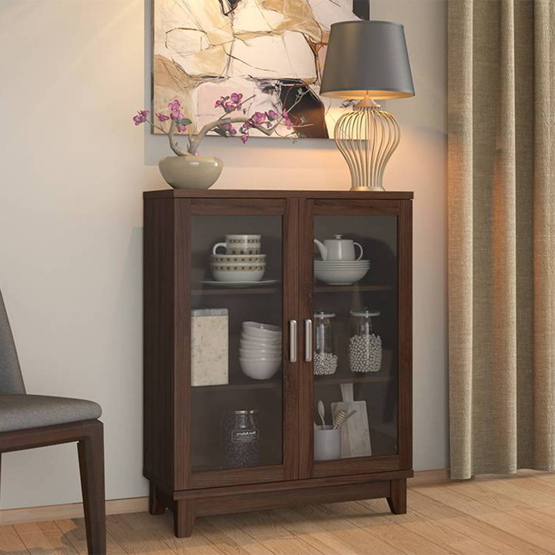 Crockery Unit Best Crockery Unit Designs Online Urban Ladder