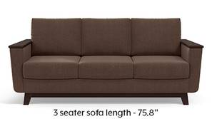 Corby Sofa (Daschund Brown)