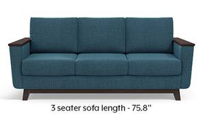 Corby Sofa (Colonial Blue)