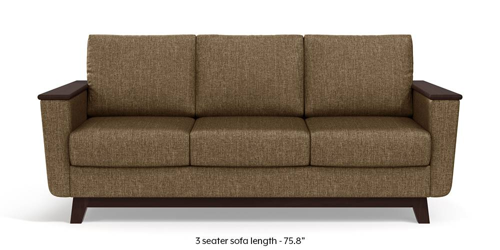 Corby Sofa (Dune Brown) by Urban Ladder