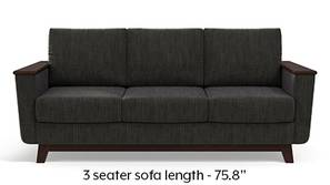 Corby Sofa (Graphite Grey)