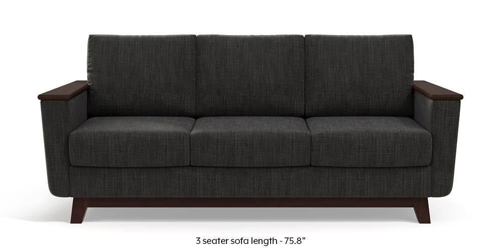 Corby Sofa (Graphite Grey) by Urban Ladder