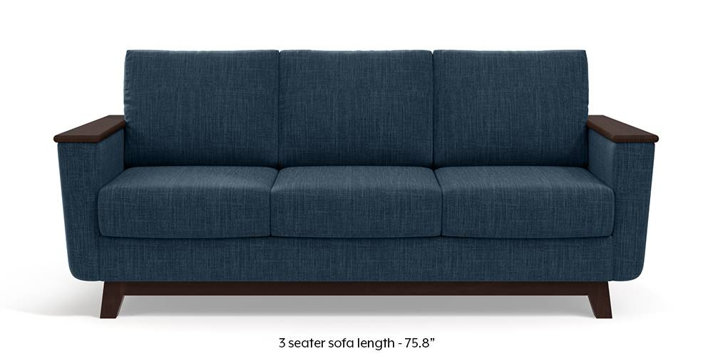 Corby Sofa (Indigo Blue) by Urban Ladder
