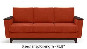 Corby Sofa (Lava Rust)