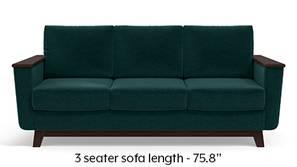 Corby Sofa (Malibu Blue)