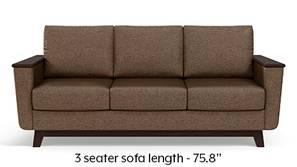 Corby Sofa (Mocha Brown)