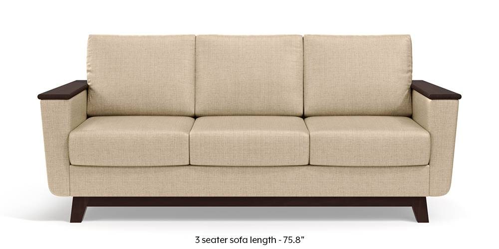 Corby Sofa (Pearl White) by Urban Ladder