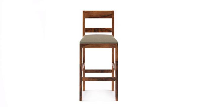 Stinson Bar Stool (Teak Finish, Counter Height) by Urban Ladder