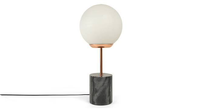 Topeka Table Lamp (Copper Black) by Urban Ladder
