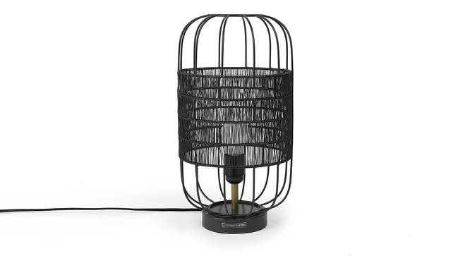 Kebili Table Lamp (Grey) by Urban Ladder