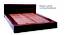 Duetto Platform Bed with Theramedic Coir & Foam Mattress (Two-Tone Finish, Queen Bed Size) by Urban Ladder