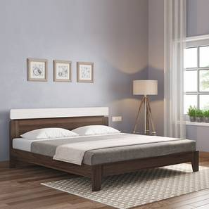 0e5d93cd0b Aruba Bed (Two-Tone Finish, Queen Bed Size) by Urban Ladder
