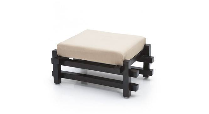 Perch Foot Stool (Mahogany Finish) by Urban Ladder - Front View Design 1 - 247