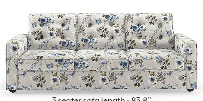 Apollo Sofa Set (Fabric Sofa Material, Regular Sofa Size, Soft Cushion Type, Regular Sofa Type, Master Sofa Component, Tufted Back Type, Regular Back Height, Adrian Velvet)
