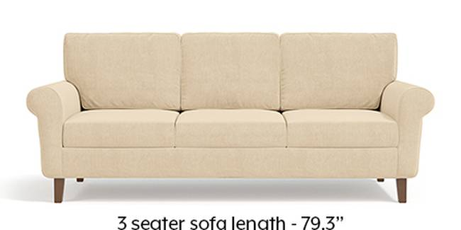 Oxford Sofa (Fabric Sofa Material, Regular Sofa Size, Soft Cushion Type, Regular Sofa Type, Master Sofa Component, Birch Beige)