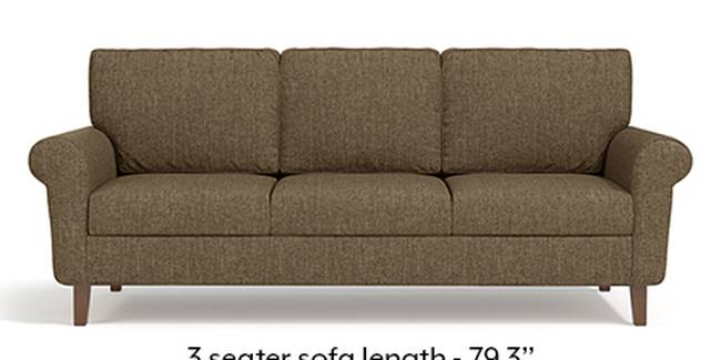 Oxford Sofa (Dune, Fabric Sofa Material, Regular Sofa Size, Soft Cushion Type, Regular Sofa Type, Master Sofa Component)
