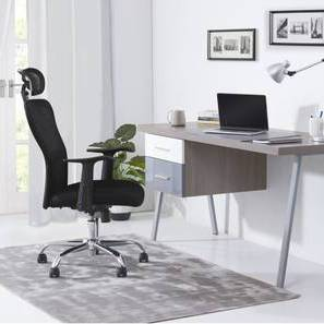 Venturi Study Chair-3 Axis Adjustable (Carbon Black) by Urban Ladder - Full View Design 1 - 72707