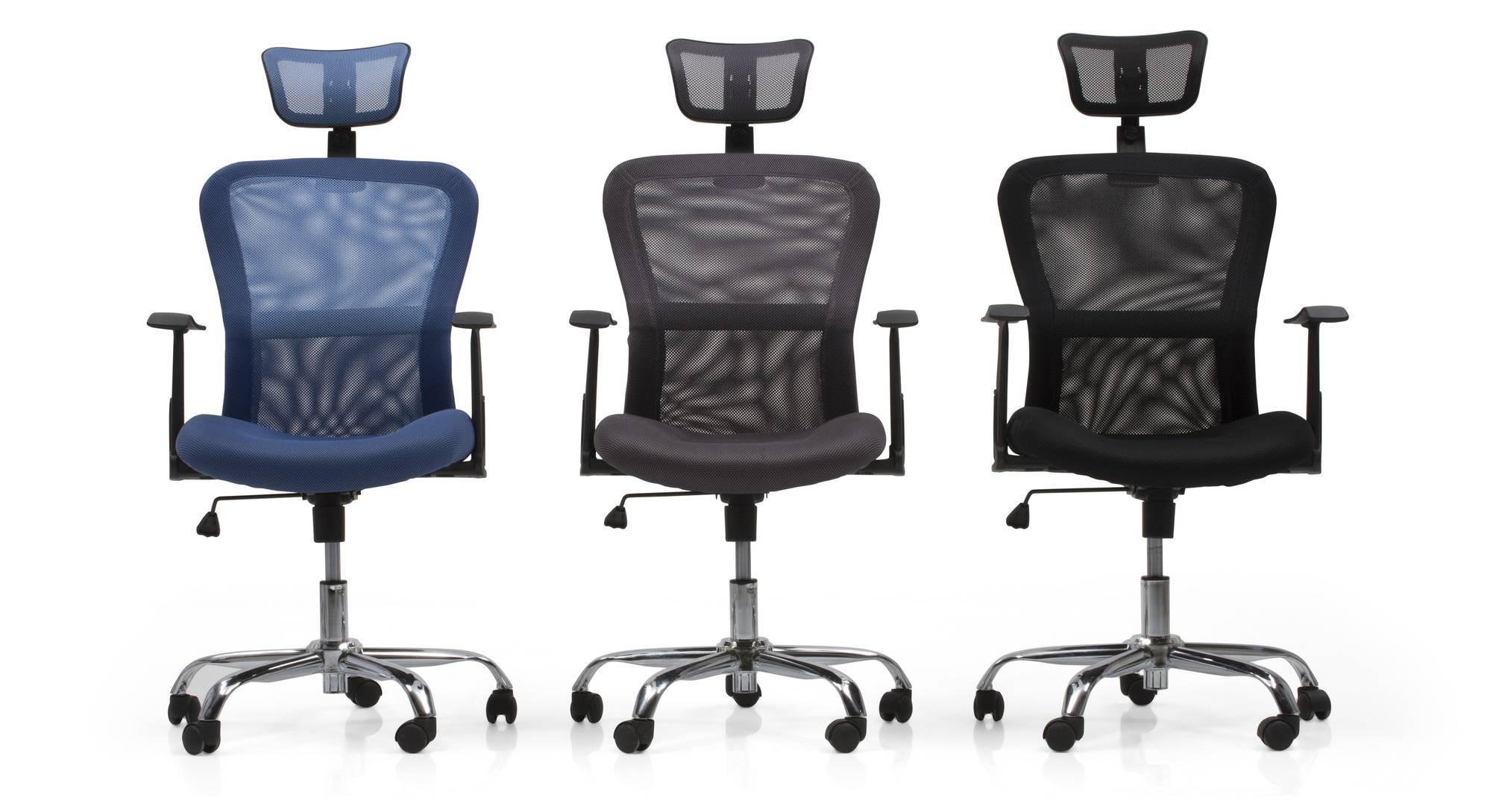 Venturi Study Chair-7 Axis Adjustable