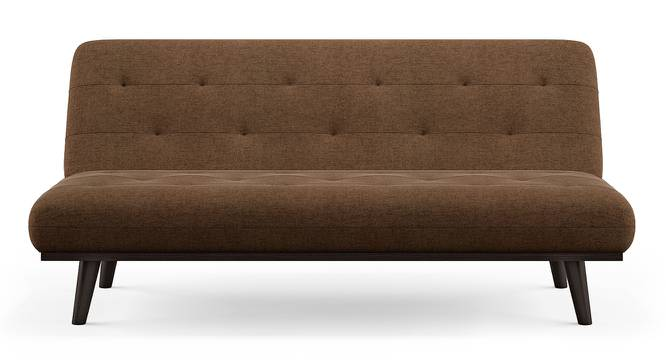 Paddington Sofa Cum Bed (Coffee Brown Fabric) by Urban Ladder