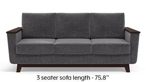 Corby Sofa (Smoke Grey)
