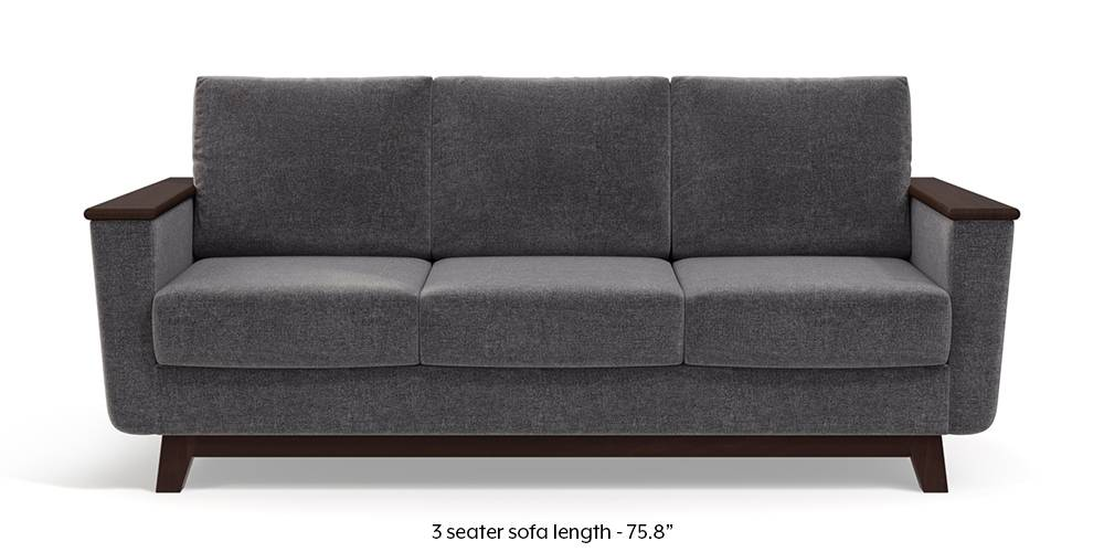 Corby Sofa (Smoke Grey) by Urban Ladder