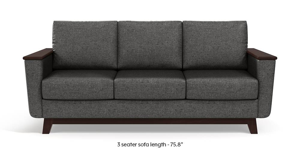 Corby Sofa (Steel Grey) by Urban Ladder