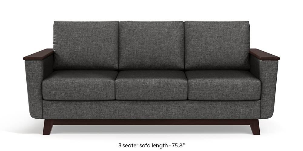 Corby Sofa (Steel Grey) by Urban Ladder