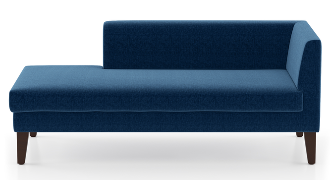 Sigmund Day Bed (Cobalt, Left Aligned) by Urban Ladder