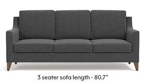 Abbey Sofa (Steel)