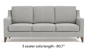 Abbey Sofa (Vapour Grey)