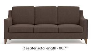 Abbey Sofa (Daschund Brown)
