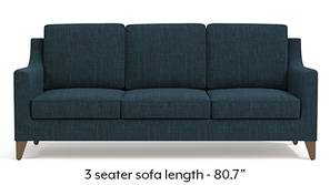 Abbey Sofa (Indigo Blue)