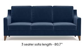 Abbey Sofa (Lapis Blue)