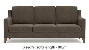 Abbey Sofa (Pine Brown)