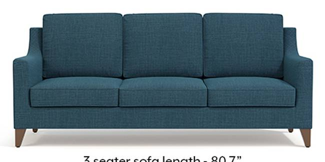 Abbey Sofa (Fabric Sofa Material, Regular Sofa Size, Soft Cushion Type, Regular Sofa Type, Master Sofa Component, Colonial Blue)