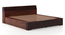 Anafi Box Storage Bed (Two-Tone Finish, King Bed Size, Box Storage Type) by Urban Ladder