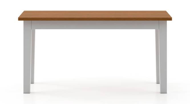 Diner Compact Dining Bench (Golden Oak Finish) by Urban Ladder