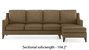 Abbey Sectional Sofa (Dune)